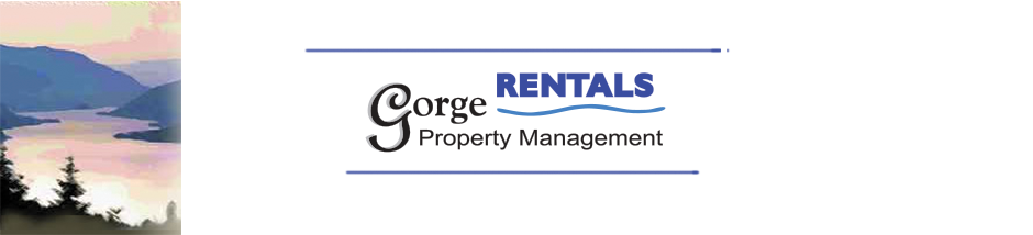 Gorge Rentals Property Management